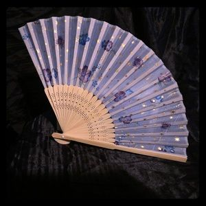 Accessories - 💗2for20$💗Beautiful china fan